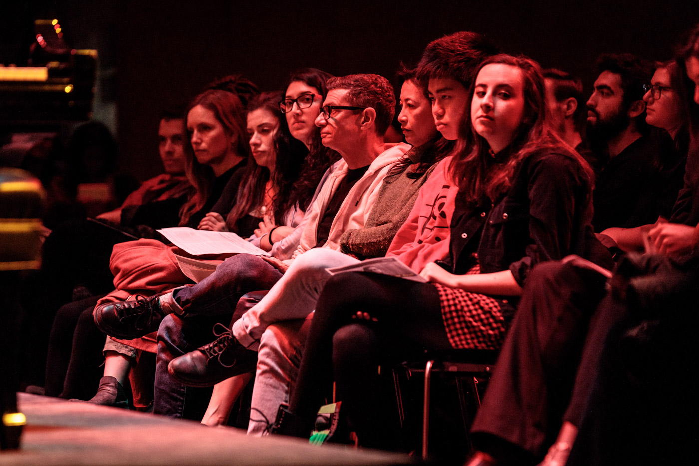 Tarek Yamani: Lincoln Center Student Advisory Council Final Show