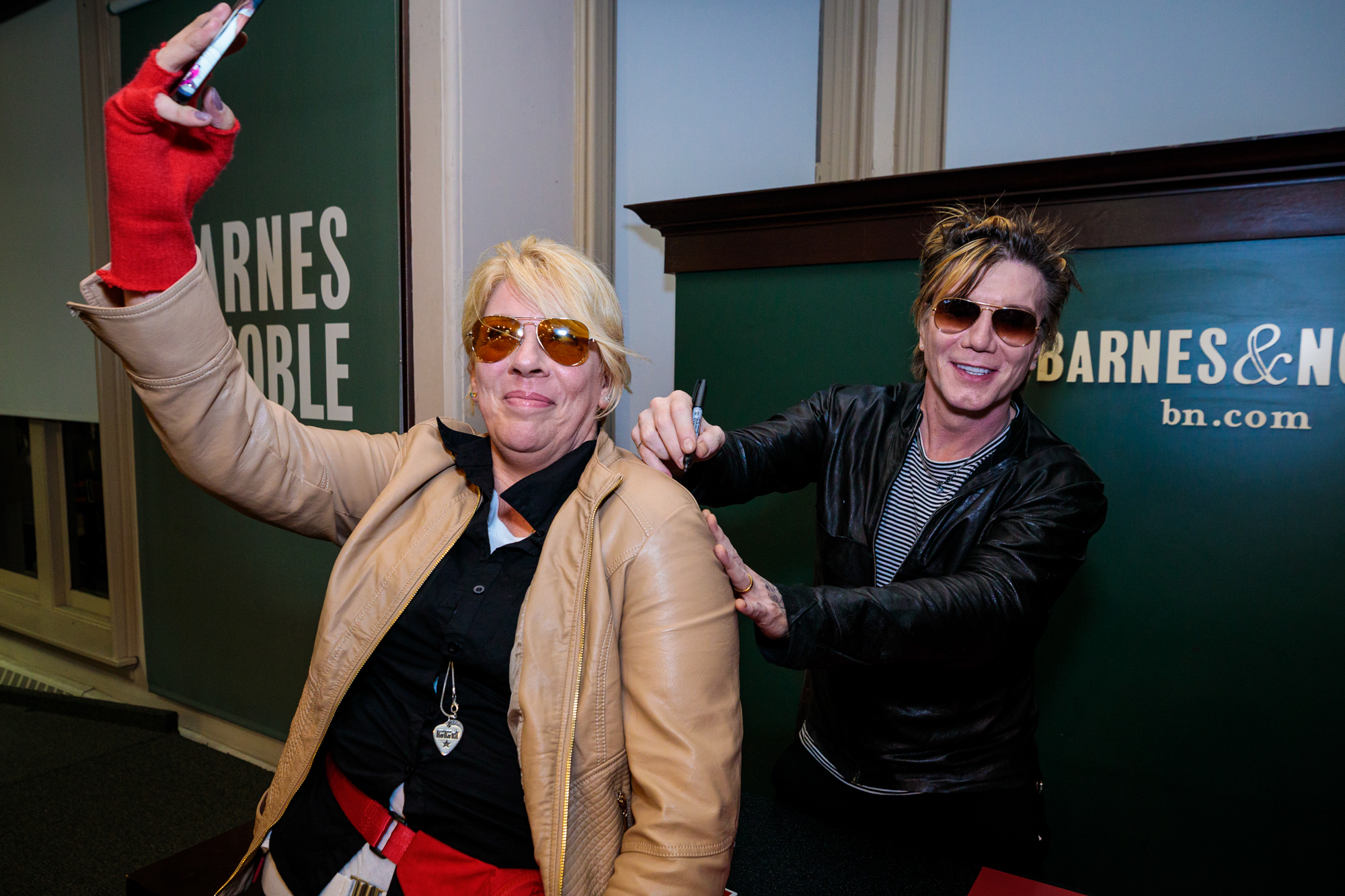 Goo Goo Dolls 'Miracle Pill' Album Signing