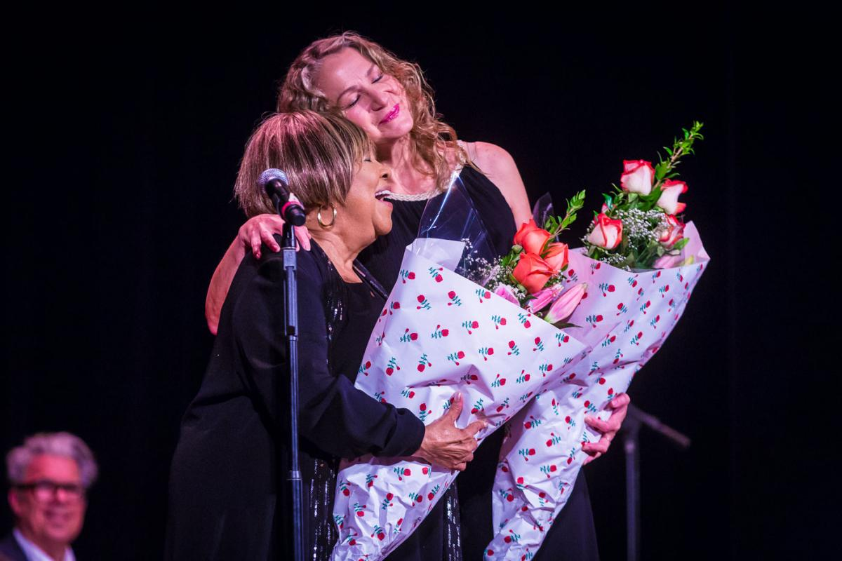 Mavis Staples & Joan Osborne