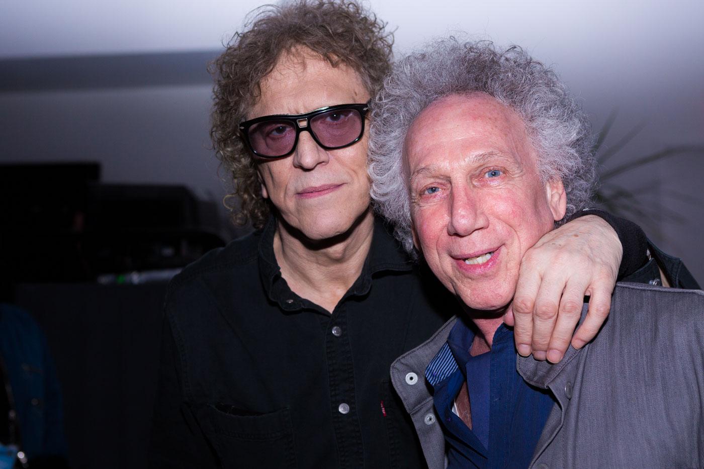 Mick Rock & Bob Gruen