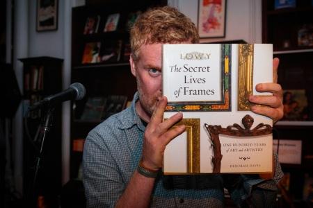 The Secret Lives of Frames