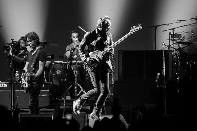 Rock Paper Scissors Tour Musicians